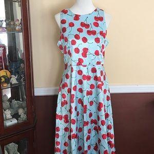 Acevog EUC summer dress size large